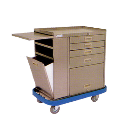 Anaesthetic Resuscitation Cart