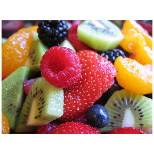Topping Fruits