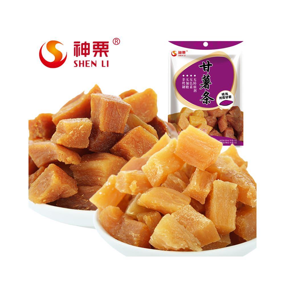 Sweet Potato Snacks