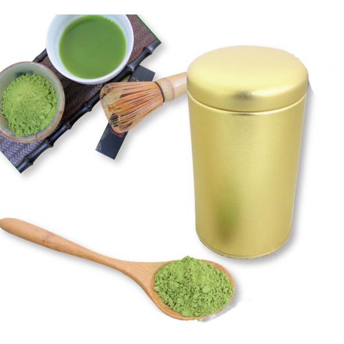 Matcha Tea Tin Set