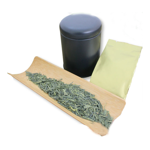 Sencha Tea Tin Set