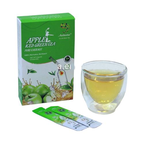 Apple Green Tea