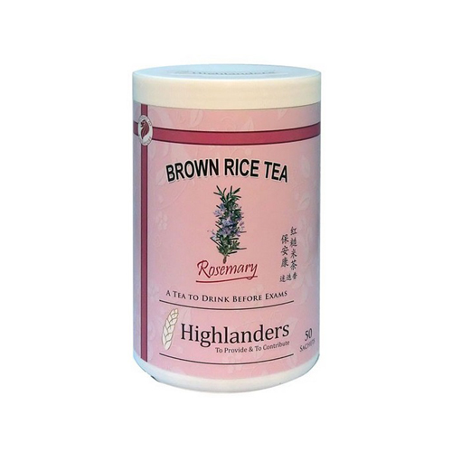 Rosemary Brown Rice Tea