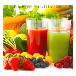 Fiber and Detoxification