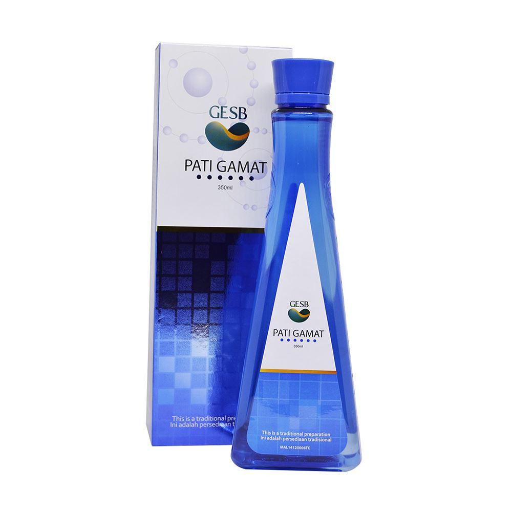 Pati Gamat Plus (PGPO)