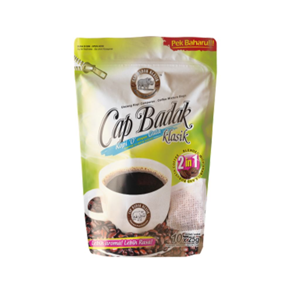 Coffee O with sugar 2 in 1