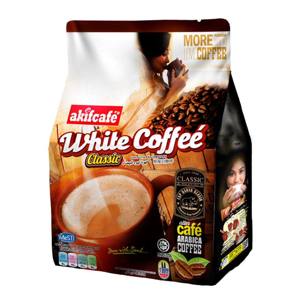 Akif Cafe White Coffee