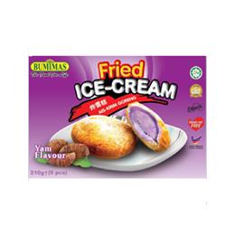 BUMIMAS Fried Ice Cream
