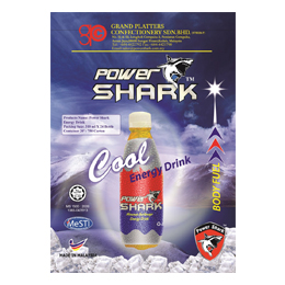 Power Shark Energy Drink