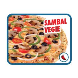 Pizza Sambal Veggie