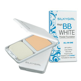 Magic BB White Powder Foundation