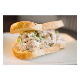 Chicken Mayo Salad Sandwich