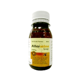Allermine Syrup 4mg/5ml