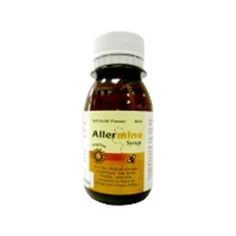 Allermine Syrup 4mg/5ml