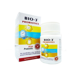 BIO-3 Probiotics Tablet