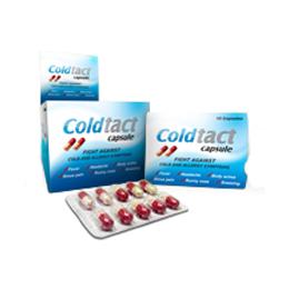 Coldtact Capsule