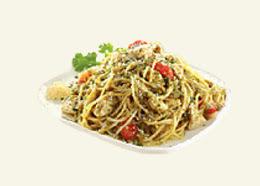 Chicken Spaghetini