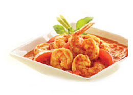 Lemongrass Shrimp Curry