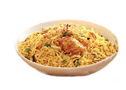 Mughlai Chicken Briyani