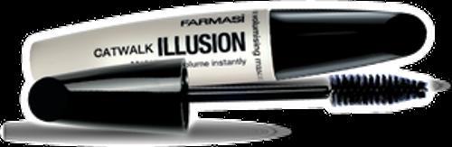 Catwalk Illusion Mascara (Waterproof)