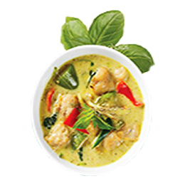 Organic Green Curry Paste