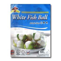 White Fish Ball