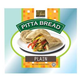 Plain Pitta Bread