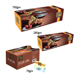 Sari Royale Fruit Cakes