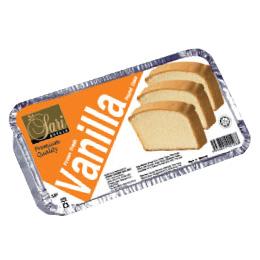 Vanilla Pound Cakes