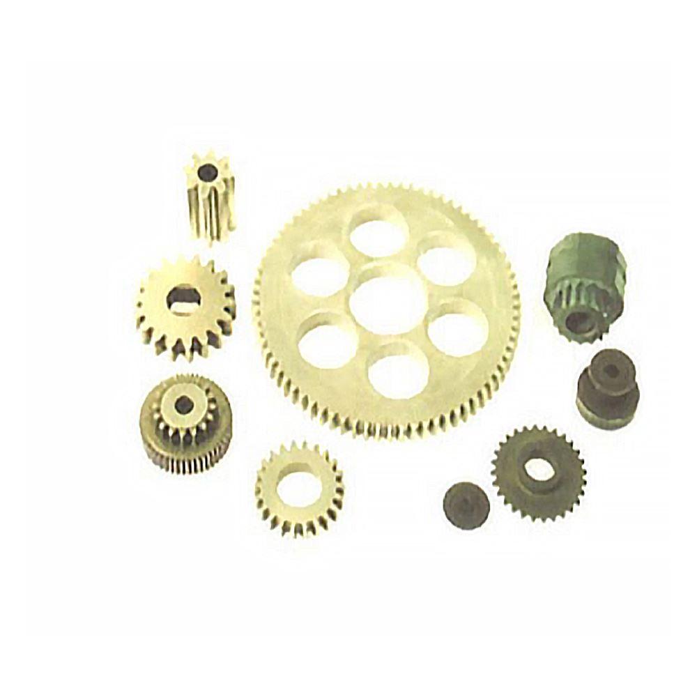Pulleys & Gears