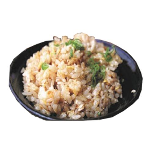 Rice set: Garlic Chahan Set