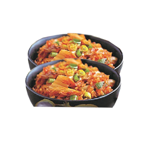 Rice set: Kimuchi Chahan Set