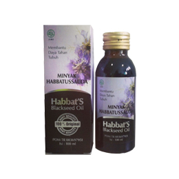 Habbats Oil