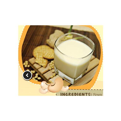 Soya Milk (No Sugar)