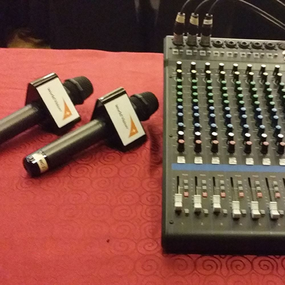 Sound Systems Rental