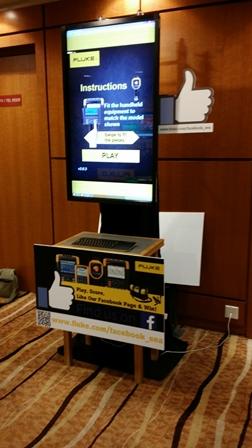 Interactive Directory Kiosk Rental