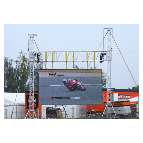 Outdoor LED Display & LED Screen Rental