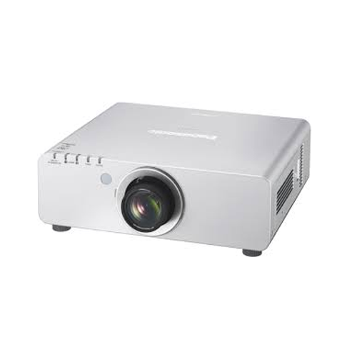 Panasonic Dual Lamp 1-Chip DLP Projector Model PT-DX810 with Standard Lens