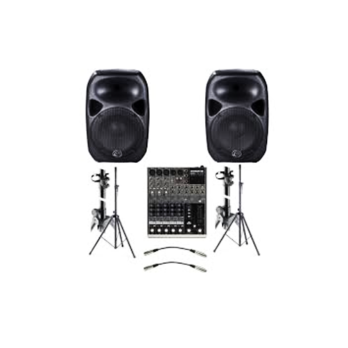 Sound System & Lighting System Rental