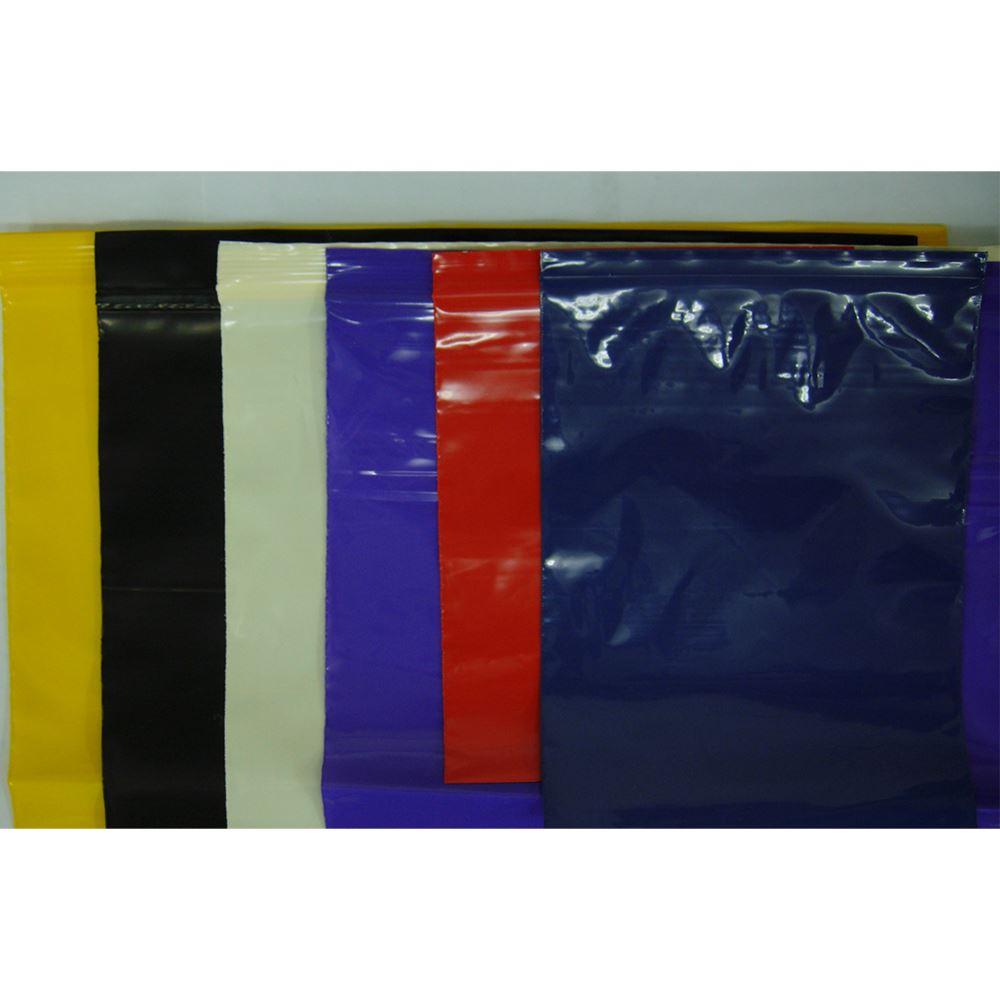 Color Zip Lock Bag