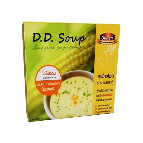 Natural Corn Soup