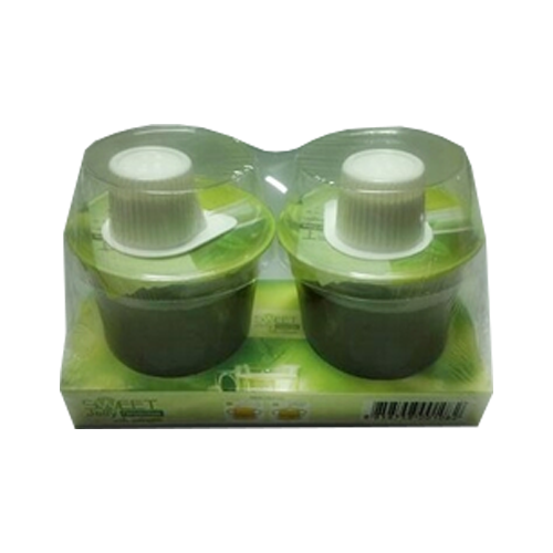 Jelly Greentea with Collagen