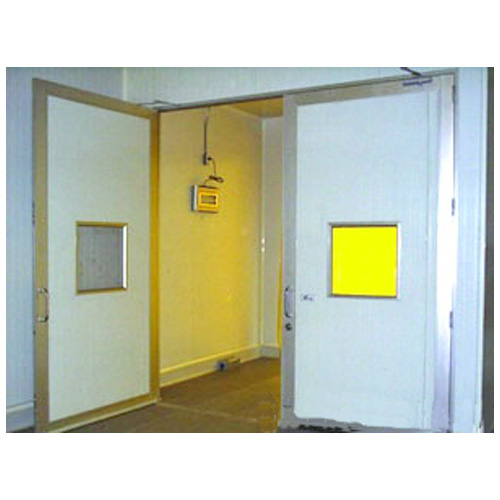 Wall Tech Door