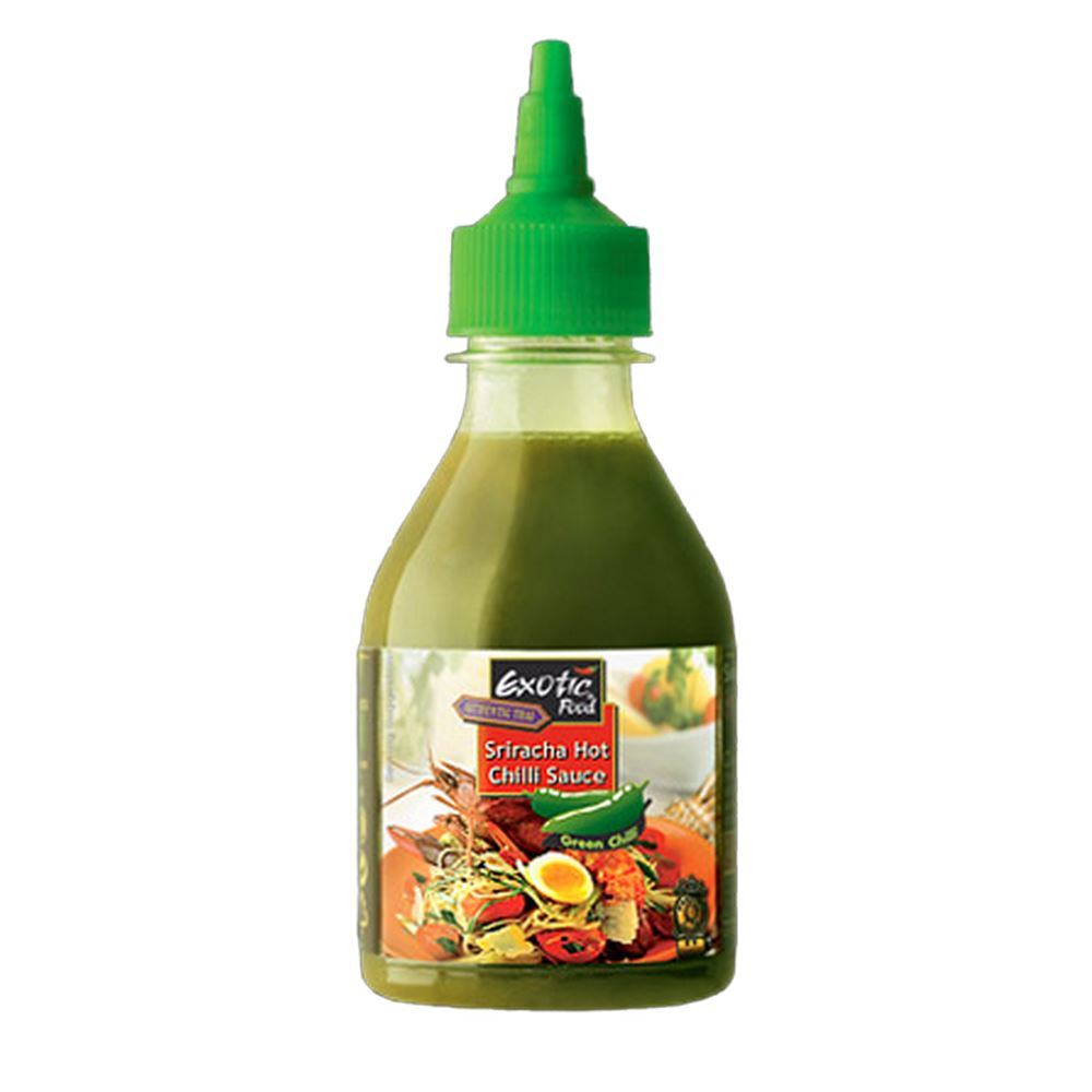 Sriracha Hot Chilli Sauce (Green Chilli)