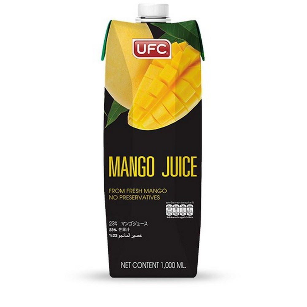 UFC 23% Mango Juice