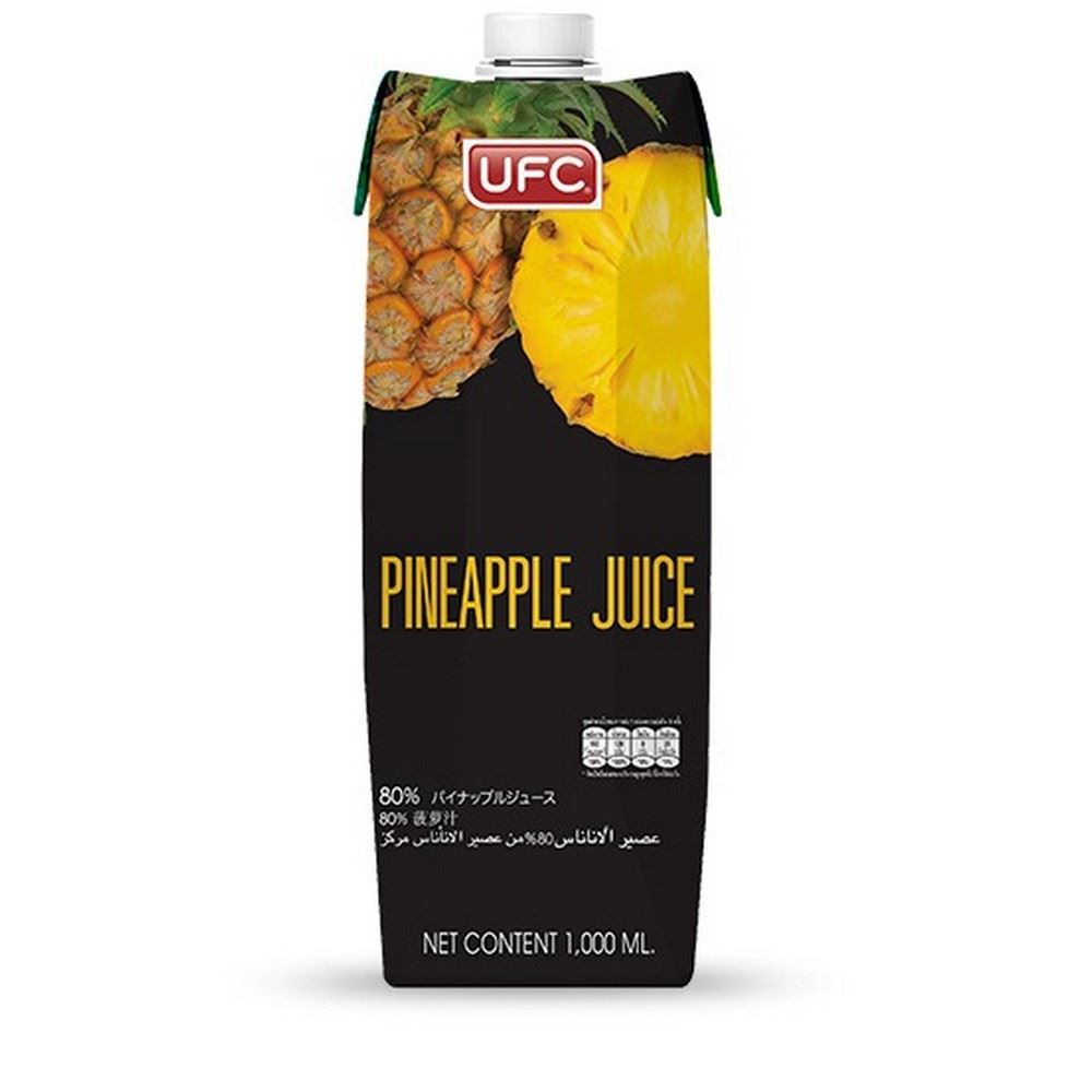 UFC 80% Pineapple Juice