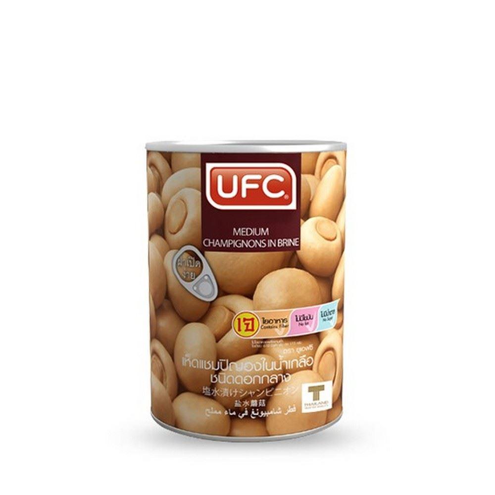 UFC Champignons in Brine