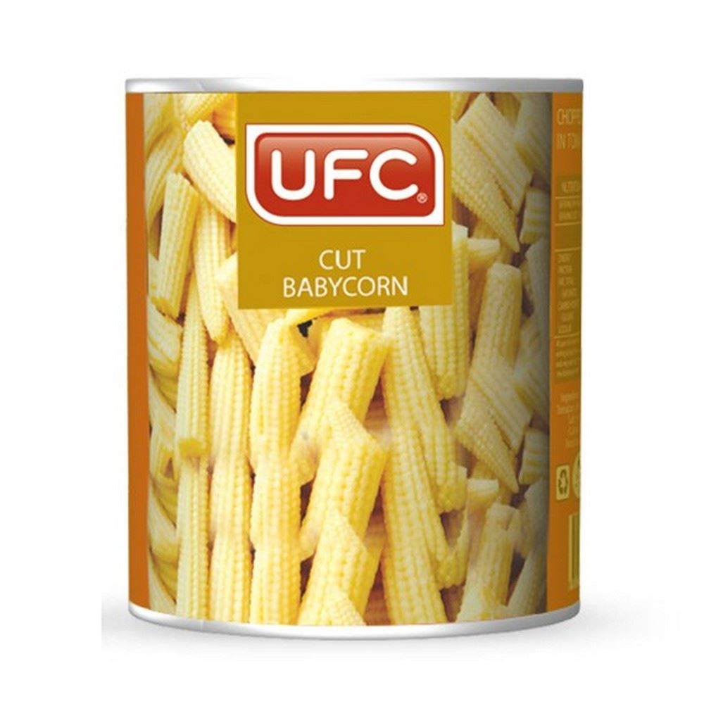 UFC Cut Baby Corn in Brine