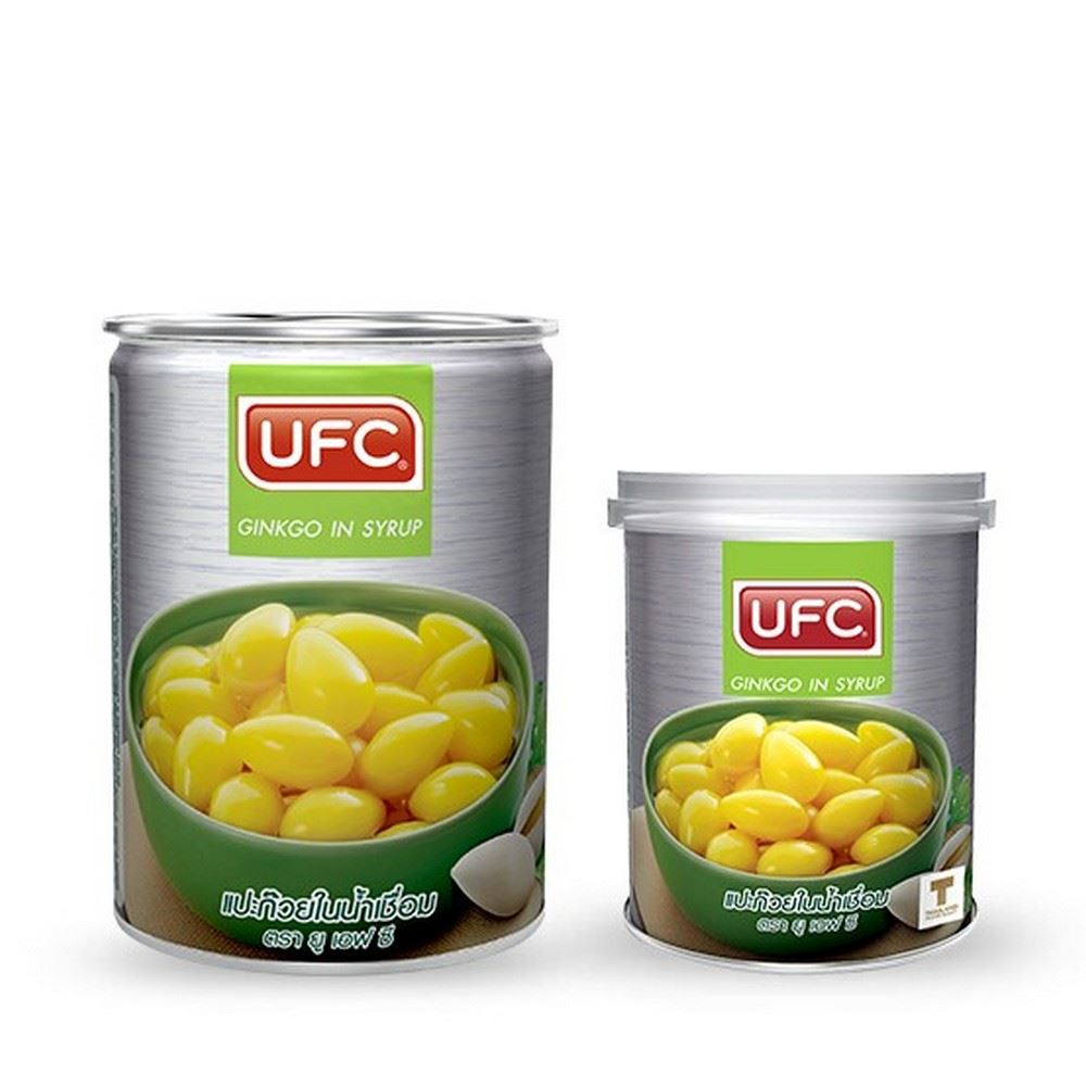 UFC Ginkgo in Syrup