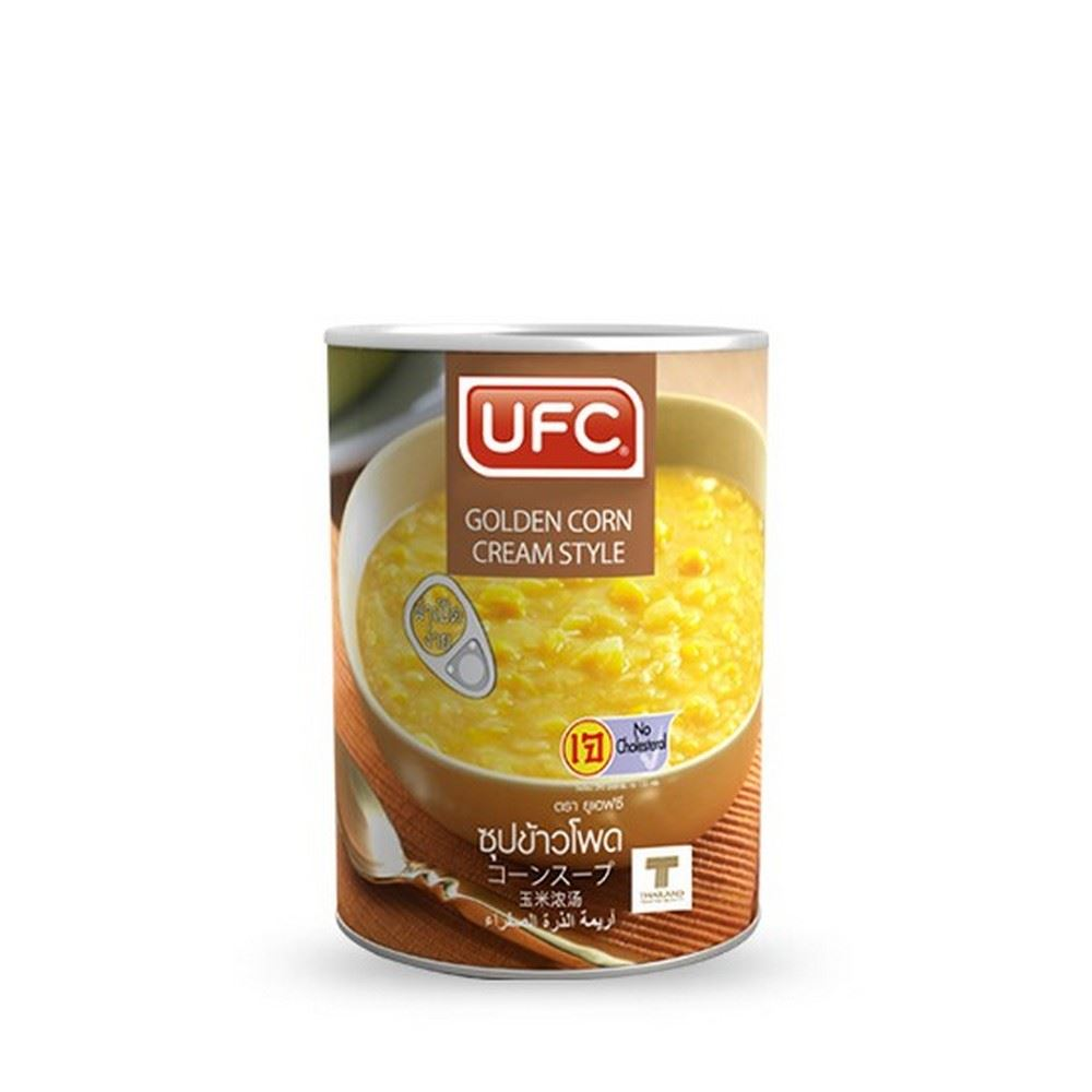 UFC Golden Corn Cream Style
